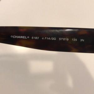 CHANEL Accessories - Chanel Classic Wayfarer Tortoise Shell Sunglasses
